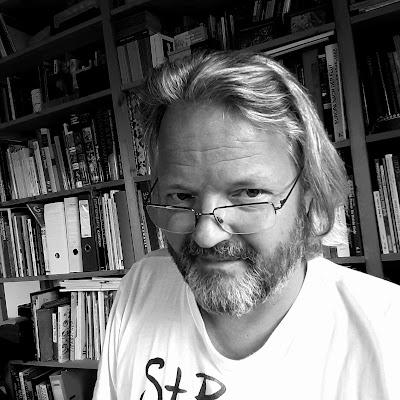 Mir Roy - Cartoonist, Karikaturist und Maler in seinem Atelier in Kärnten / Österreich