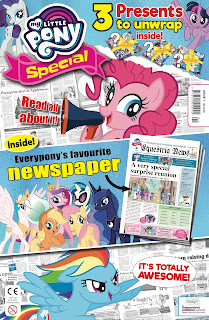 My Little Pony Special Magazine by Signature Publishing