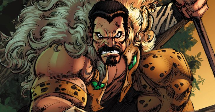 Writer Says His 'Kraven The Hunter' Movie Will Include A Showdown ...
