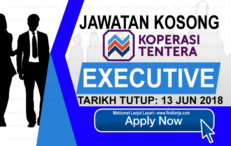 Jawatan Kerja Kosong Koperasi Tentera logo www.findkerja.com www.ohjob.info jun 2018