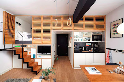 30+ Desain Interior Rumah Mungil Modern Paling Inspiratif