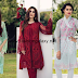 Azure Eid ul Fitr Embroidered Unstitched dresses
