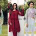 Azure Eid ul Fitr Embroidered Unstitched dresses