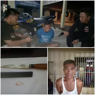 Kepolisian Ringkus 2 Orang Atas Kepemilikan Senpi, Amunisi dan Narkoba