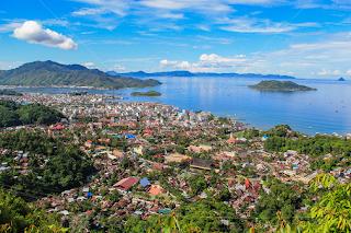 Keunikan Nama Kota Sibolga yang Begitu Familiar Jika Di Dengar