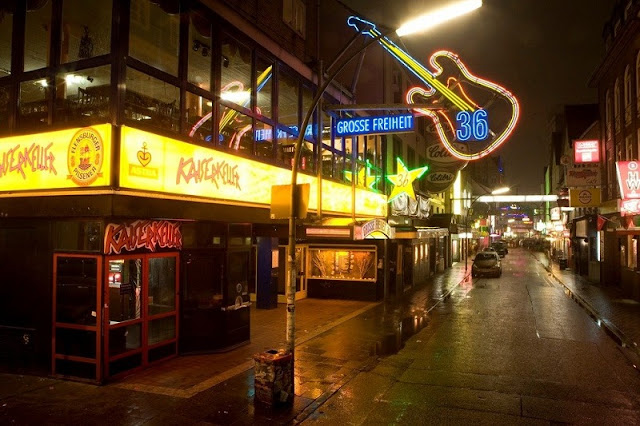 Bares em Hamburgo