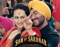 Son Of Sardar - Bollywood Movie