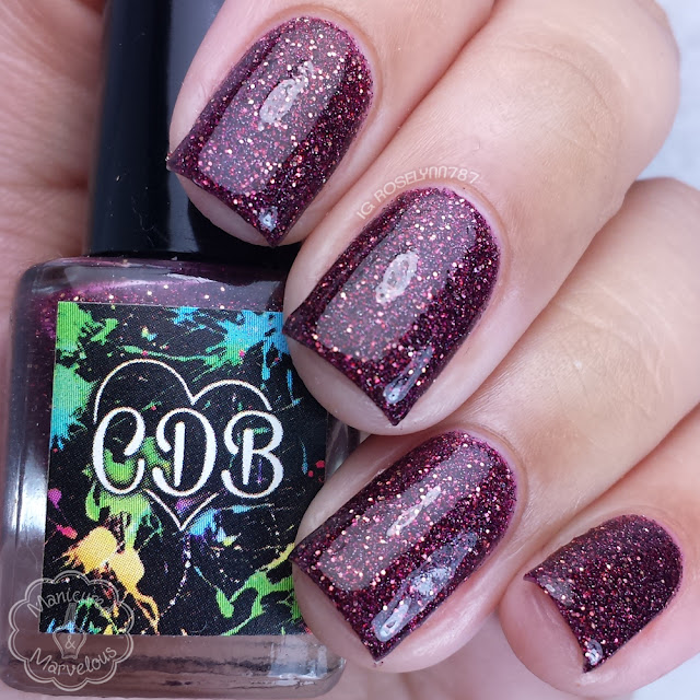 CDB Lacquer - Thanksgiving Feast