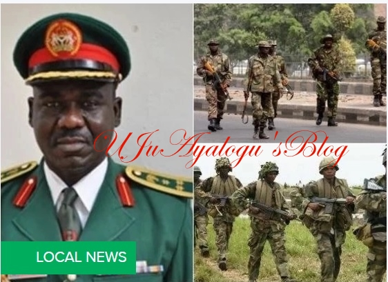 South-east is not a war zone, withdraw your soldiers within 21 days