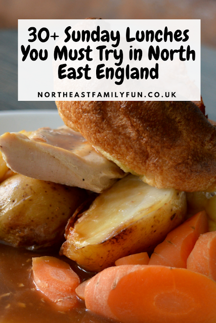 Our Guide to the Best Sunday Lunches in North East England | 30+ Recommendations & Photos