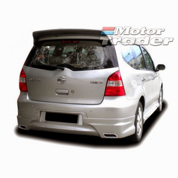 Body Kit Nissan Grand Livina AirMaster 2006-2012
