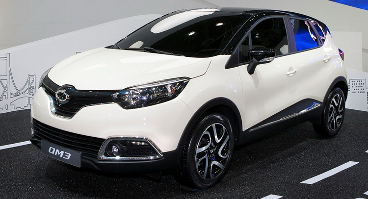 renault samsung sales jump nearly 30 percent in 2014 doctor automobile. Black Bedroom Furniture Sets. Home Design Ideas