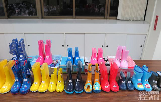 標檢局抽測市售兒童雨鞋2成塑化劑超標