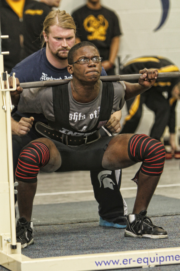 wisconsin high school powerlifting meet