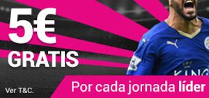 goldenpark promoción retrovisor 5 euros jornada que tu equipo sea lider