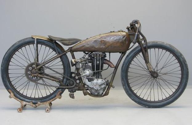 Oldmotodude 1928 Harley Davidson Ohv Peashooter For Sale: Vintage Norton Motorcycles: Alec Pratt, Dirt Track Norton