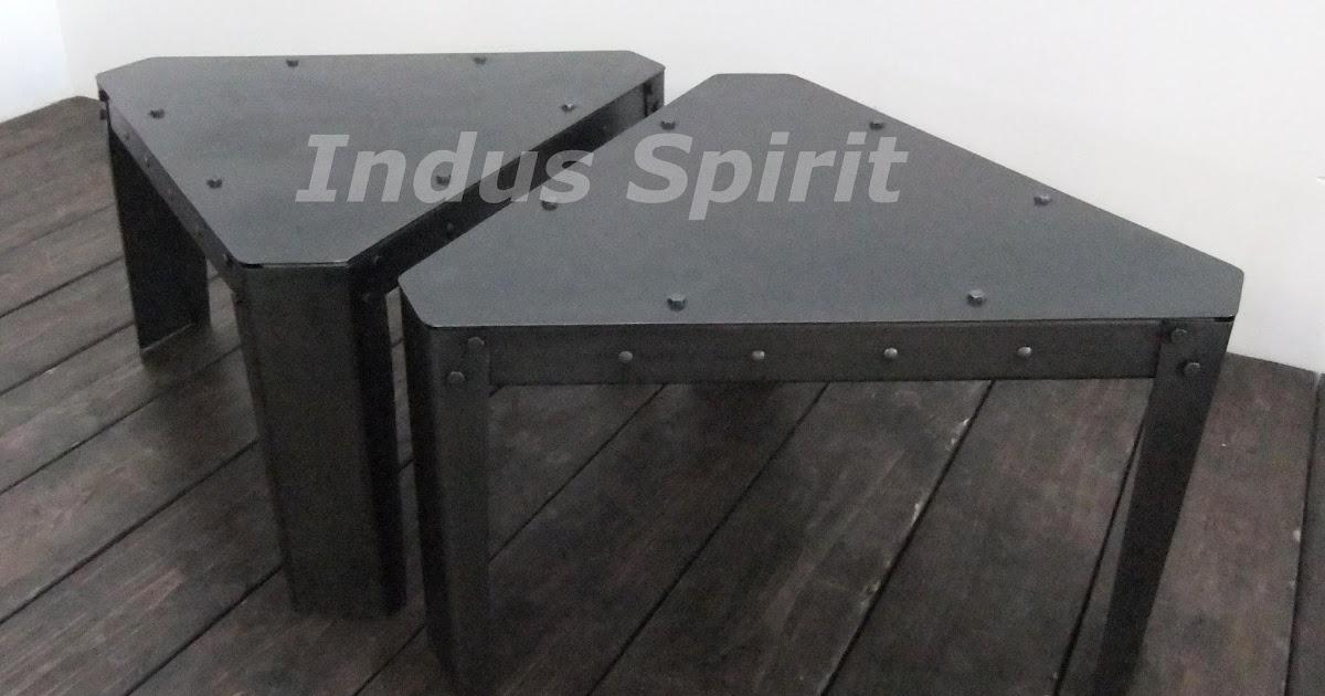 table basse industrielle modulable. Black Bedroom Furniture Sets. Home Design Ideas