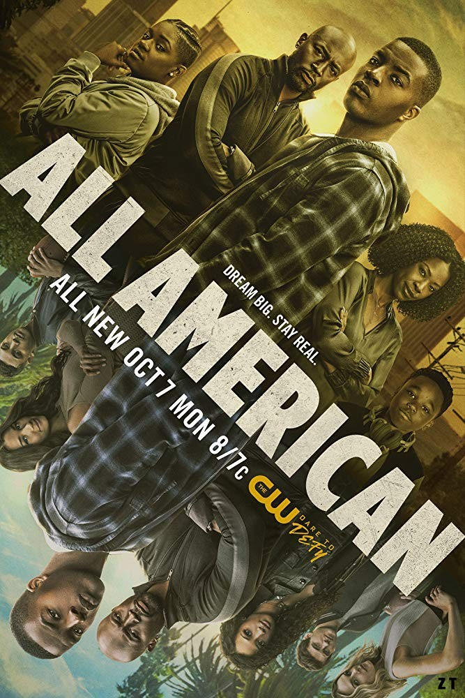 All American – Saison 2 [Streaming] [Telecharger]