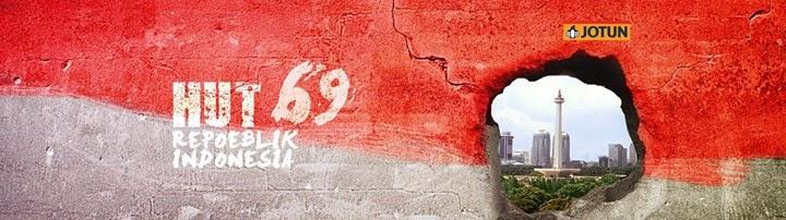 Kontes Foto #MerahPutihJotun Berhadiah Power Bank