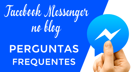 Como colocar o chat do Facebook Messenger no Blogger
