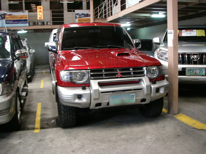 Auto Supply Business For Sale Philippines: Cars For Sale In The Philippines: 2004 Mitsubishi Pajero