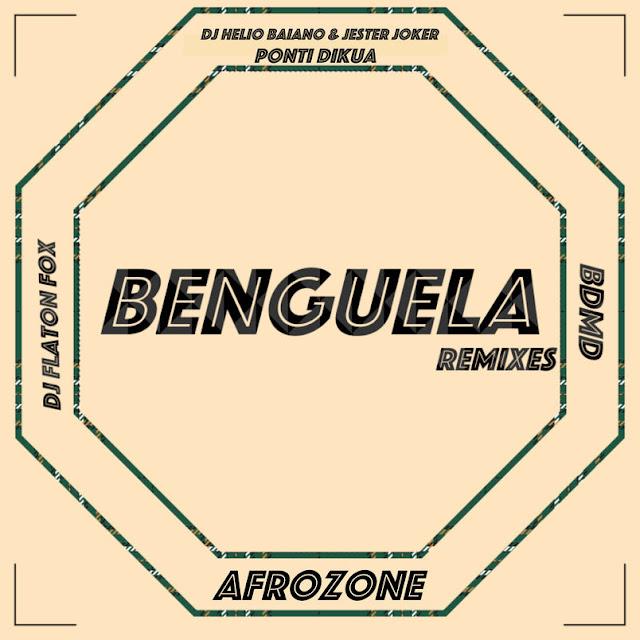 Dj Helio Baiano & Jester Joker - Benguela (feat. Ponti dikua) (Original Mix)