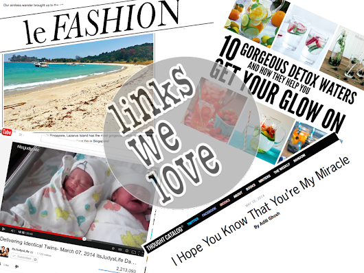 links we love [june w3]