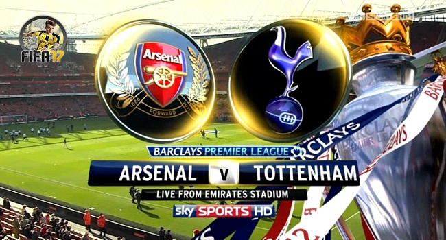 live streaming arsenal vs tottenham hotspur 18 november 2017