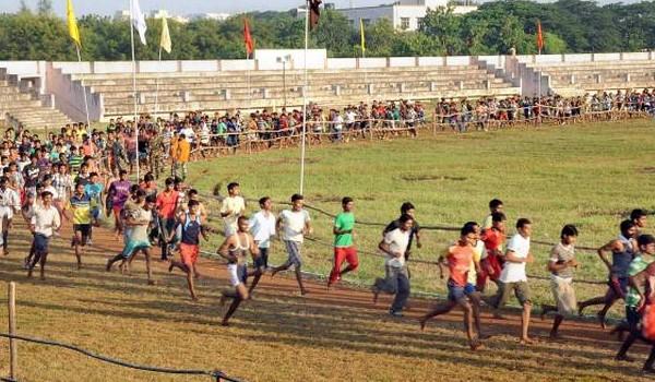 Bardiya Army Rally, Indian Army Rally, Open Bharti Rally