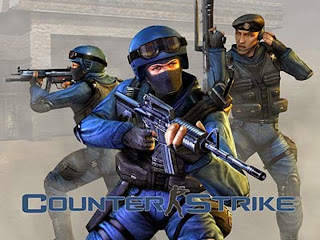 Sharing Game Counter Strike