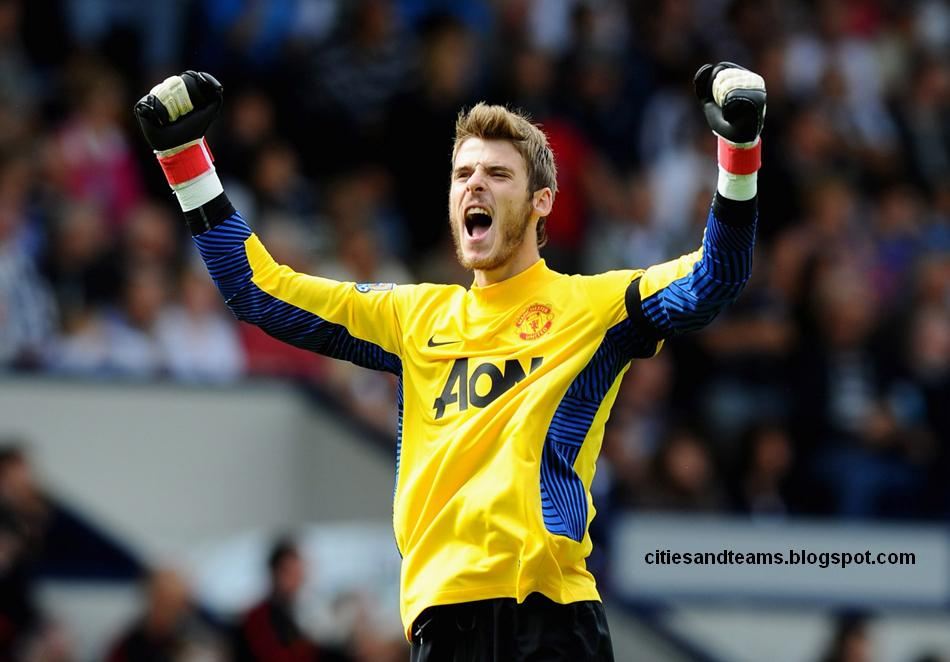 David De Gea HD Image And Wallpapers Gallery