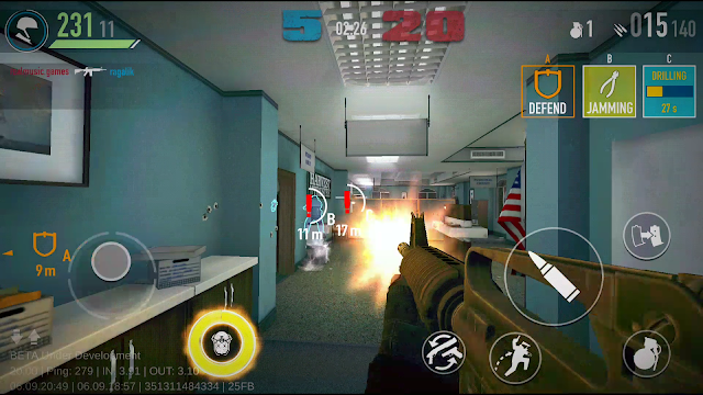 Payday Crime war for Android,Payday Crime war for Android beta