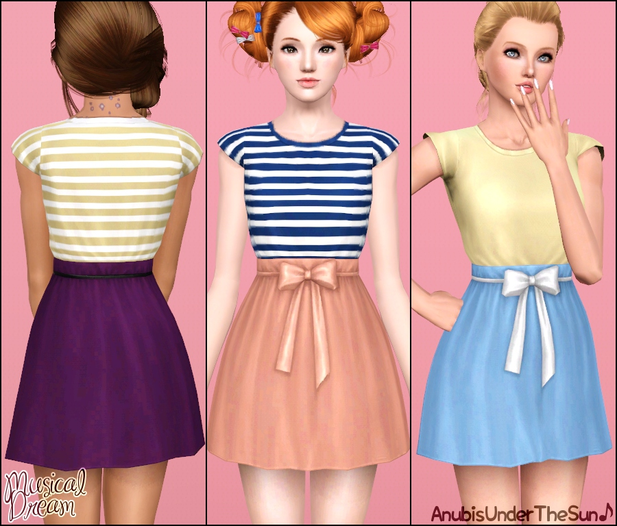 teenage clothes 2 adults Sims for