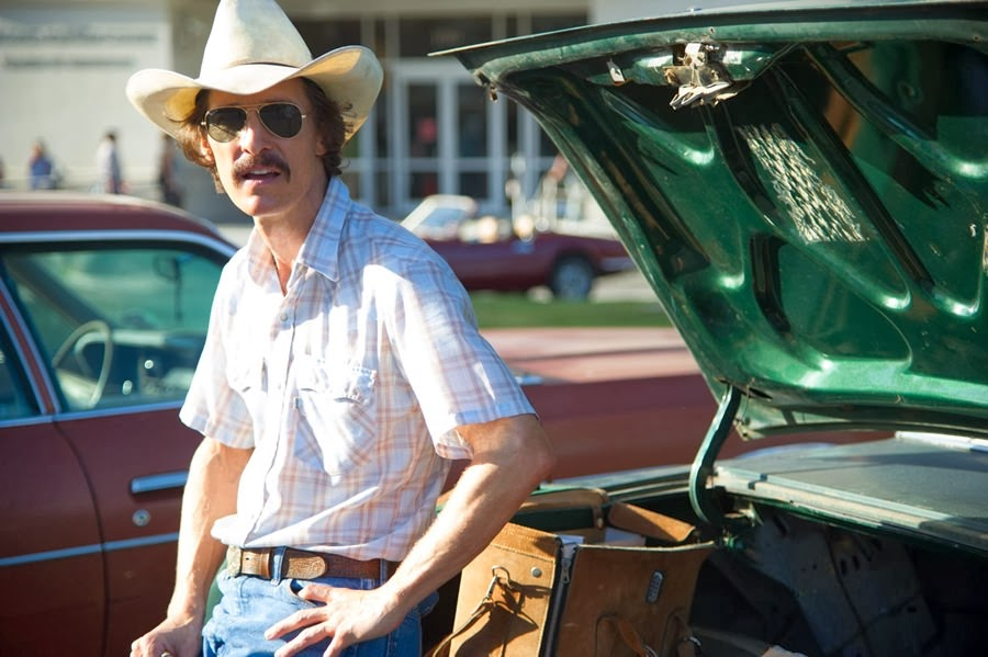 dallas buyers club matthew mcconaughey