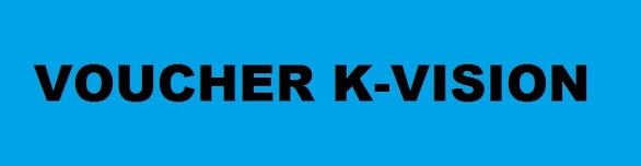 Top Up Voucher K Vision Online Promo 2020