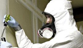 Empresa especializada en tratamiento de amianto