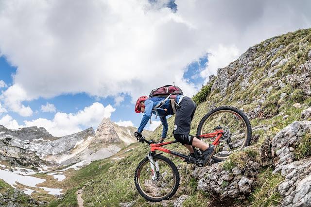 Mountainbiken Pertisau
