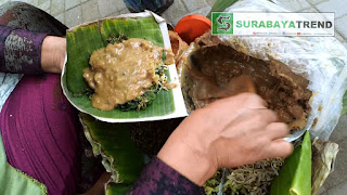 Beginilah Bentuk Dan Rasa Semanggi Khas Surabaya