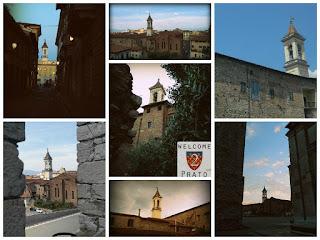 Campanile Chiesa San Francesco - Prato