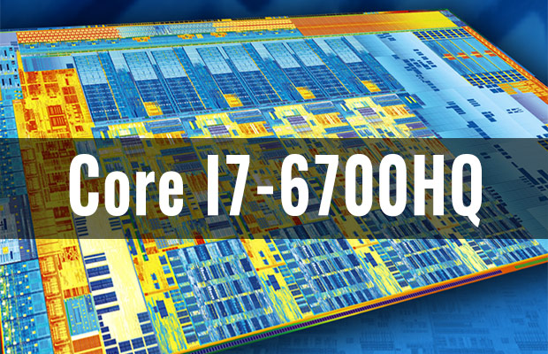 процессор Intel Core i7-6700HQ
