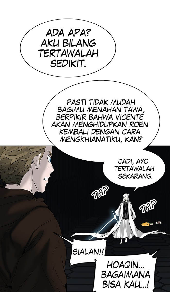 Webtoon Tower Of God Bahasa Indonesia Chapter 262