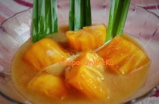 Resep Kolak Singkong