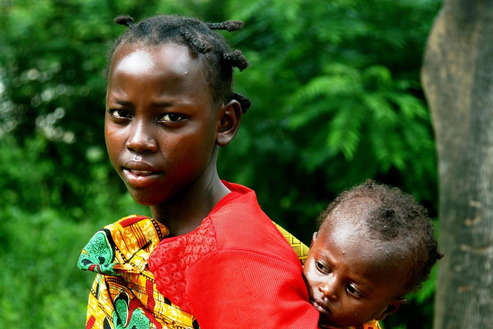 Africa n children