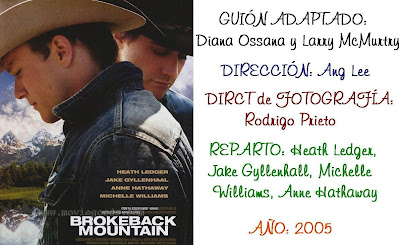 especial brokeback mountain