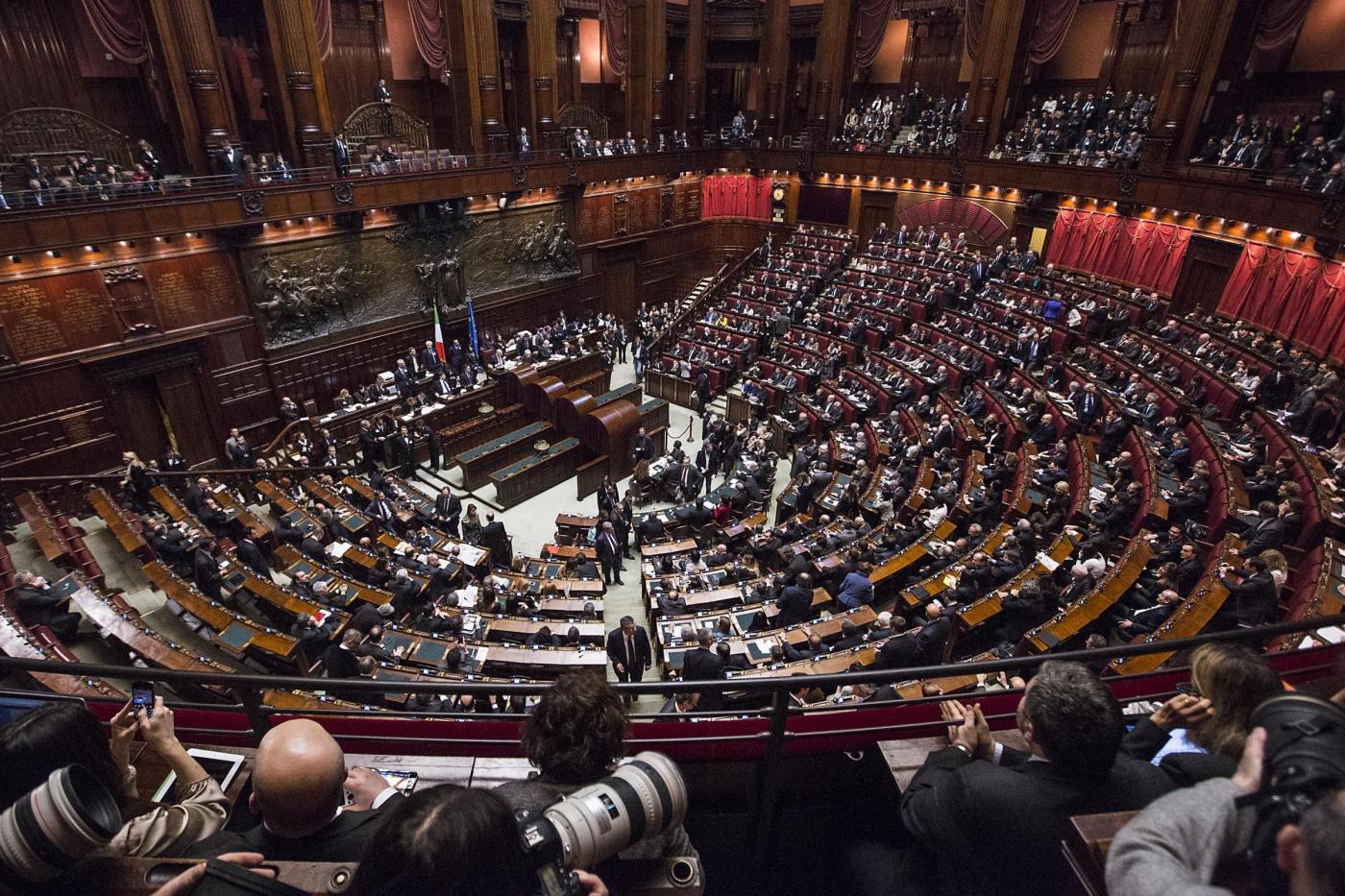 Franco brugnola in discussione oggi alla camera la legge for Video camera dei deputati oggi