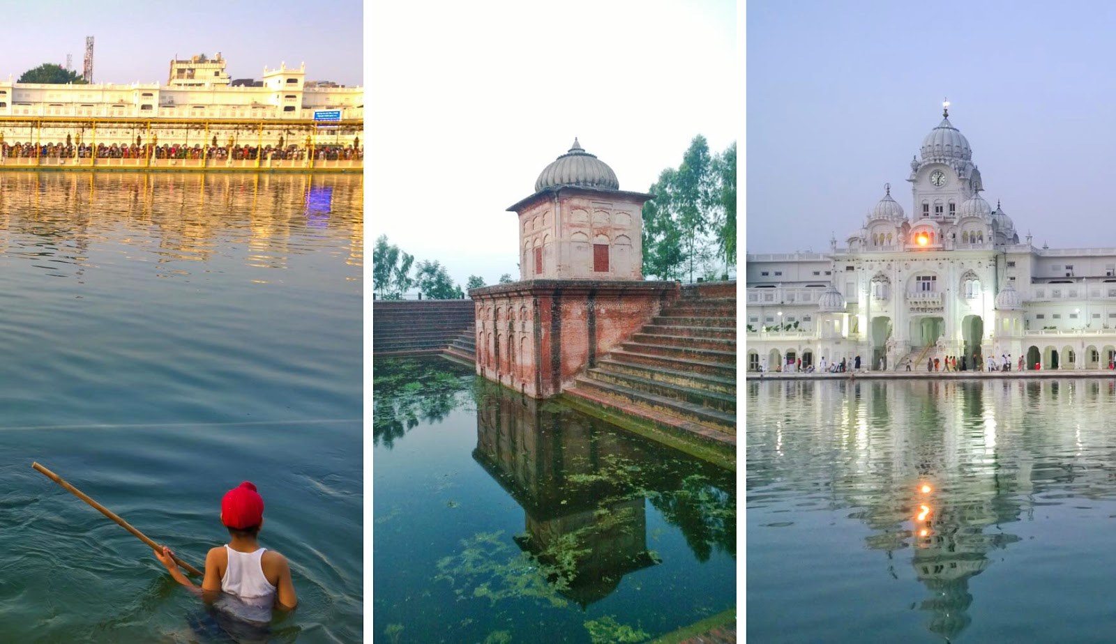 Colour of Amritsar