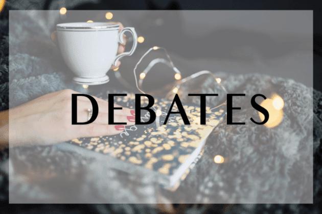 Banner para los debates del blog