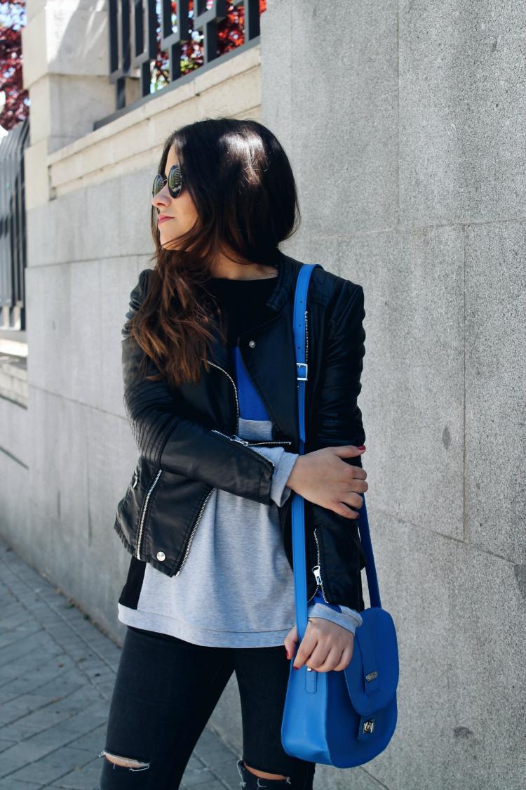 look para viajar blogger moda leon