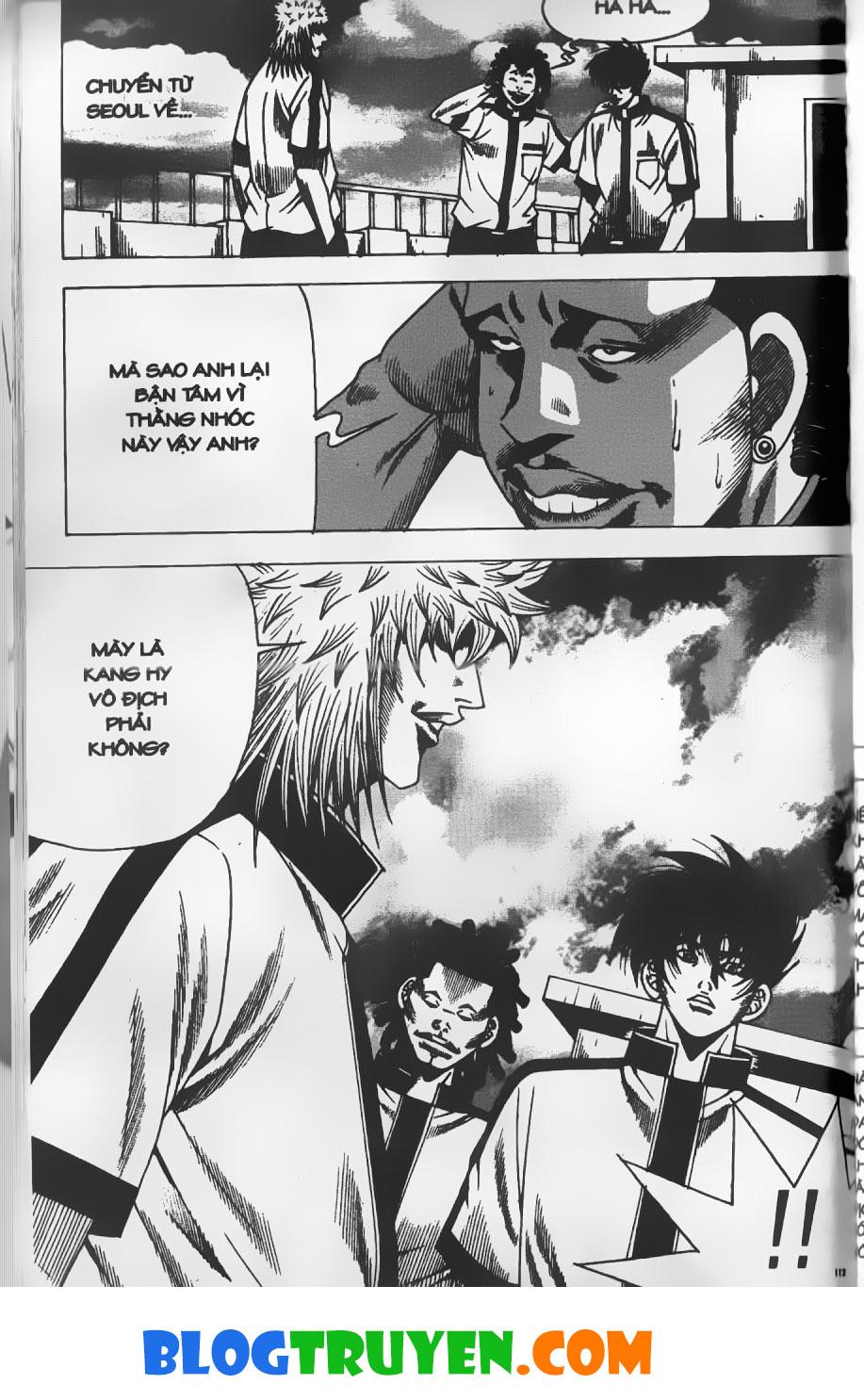 Bitagi - Anh chàng ngổ ngáo chap 244 trang 2