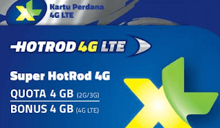 Kuota 4G ke 3G XL
